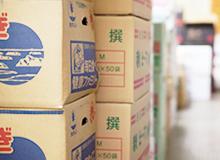 食材・企業配送